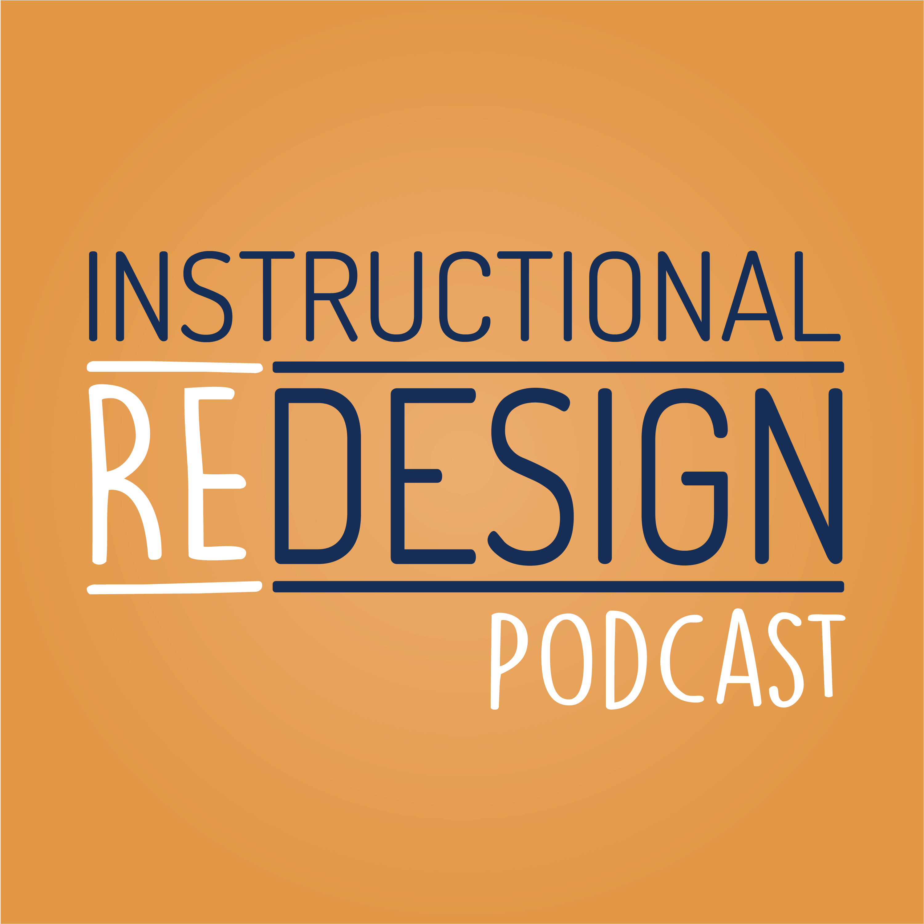 Instructional Redesign Podcast